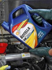dầu động cơ