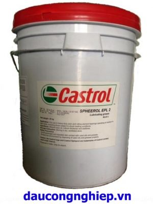 Mỡ vòng bi Castrol Spheerol AP 2, 3