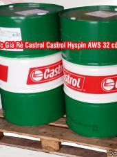 Dầu Thủy Lực Giá Rẻ Castrol Castrol Hyspin AWS 32 có tốt không?
