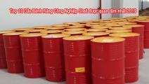 Top 10 Dầu Bánh Răng Công Nghiệp Shell được quan tâm nhất 2019