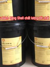 Top 03 Dầu Bánh Răng Shell chất lượng tốt nhất hiện nay