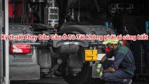Kỹ thuật thay dầu cầu ô tô tải không phải ai cũng biết