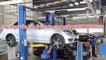 Top 5 loại dầu cầu ô tô bán chạy nhất tại THANHTAYCIC